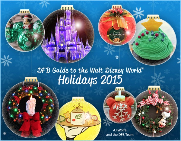 Disney Food Blog Holidays