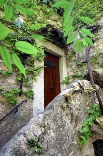 Eze - Door to Private Residence