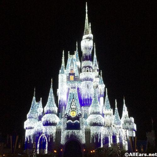 Cinderella's Frozen Castle