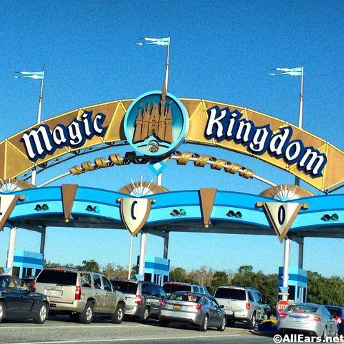 Magic Kingdom Toll Plaza