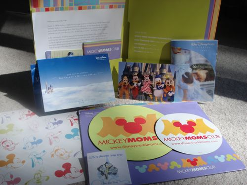 Disney Mom's Club Kit