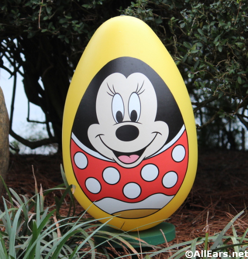 Vinylmation Egg-sperience Character Egg Hunt Limited Time Magic Epcot