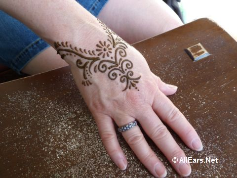Henna Tattoo How To : Henna designs and tattoo easyday