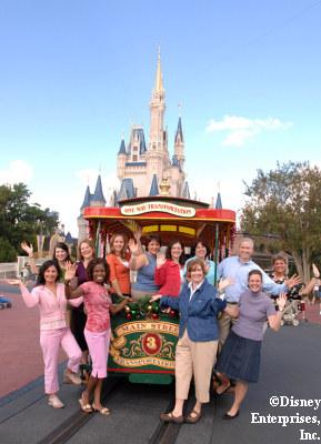 Disney Moms Panel