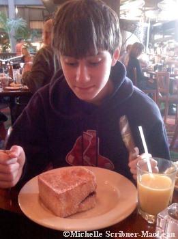 Evan's Tonga Toast
