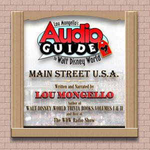 Main Street Audio Guide Cover