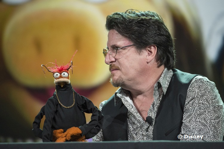 D23 Expo 2015: The Magic Behind the Muppets (AllEars® Team ...