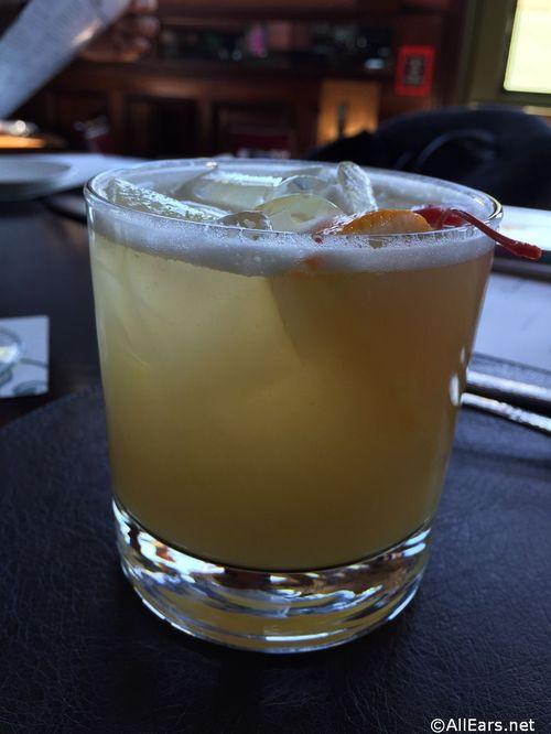 Our Whiskey Sour Raglan Road Irish Pub and Restaurant