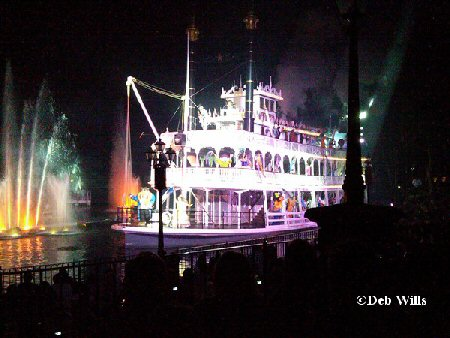 Fantasmic Character Ship