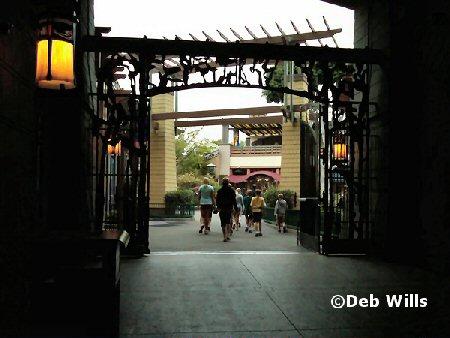 DTD Entrance