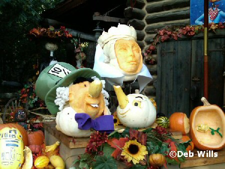 Amazing Disney Pumpkins