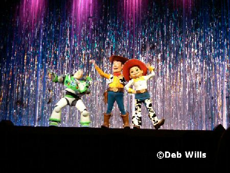 Toy Story entertainment