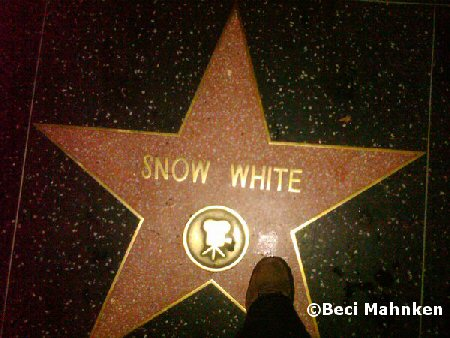 Snow White star
