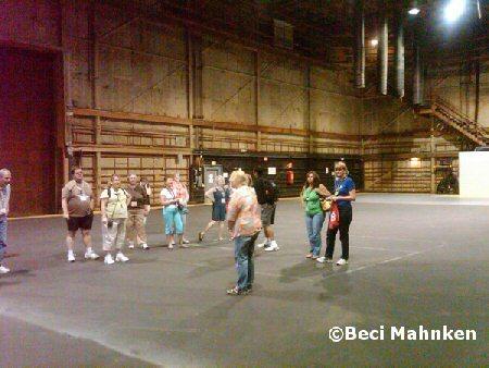 Stage 3 @ Disney Studios