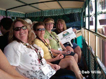 Riding in Omnibus