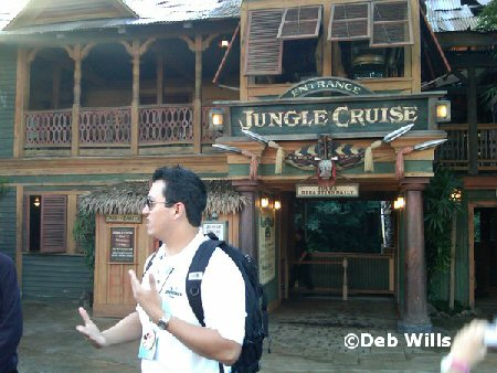 history of Walt and Jungle Cruise