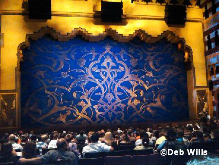 Waiting for Aladdin
