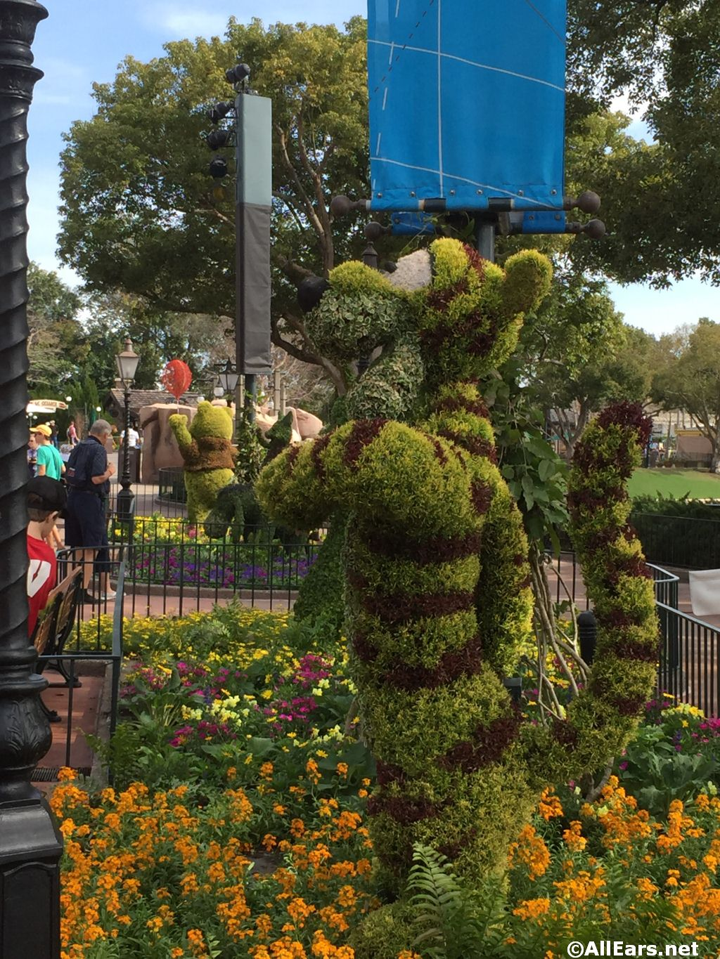 Opening Day Epcot\'s Flower and Garden Festival (Deb\'s Digest)