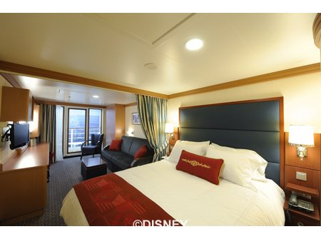 Deluxe Oceanview tateroom_with _Verandah