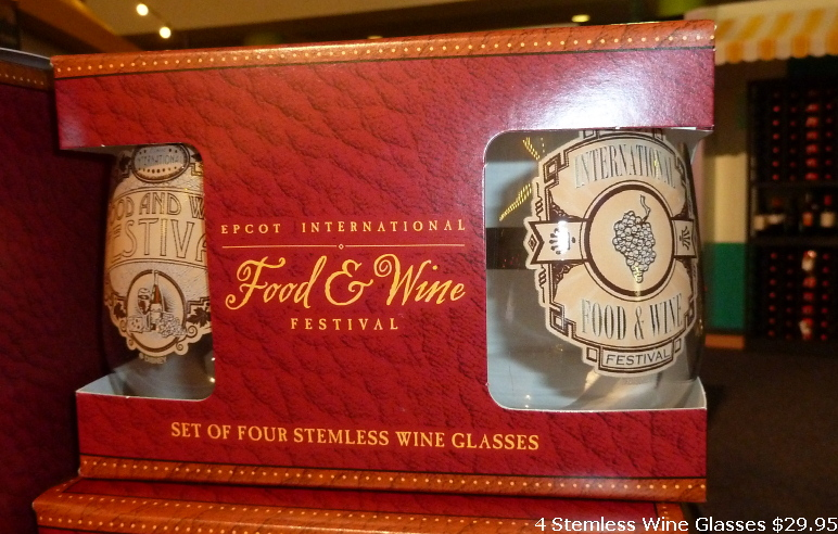 2011 Epcot Food and Wine Festival Merchandise