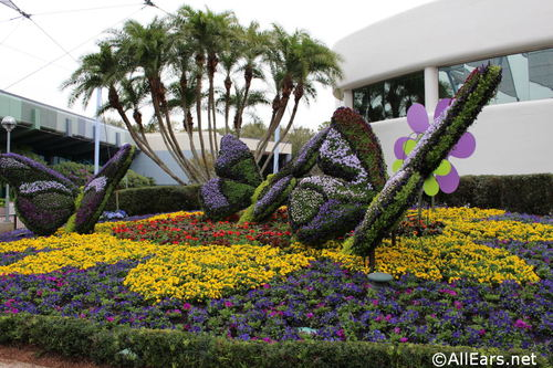 Epcot Flower and Garden Complete Festival Information
