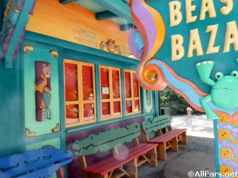 Animal Kingdom Beastly Bazaar