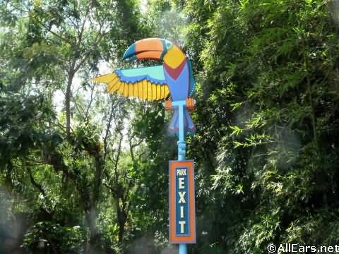 Animal Kingdom Exit