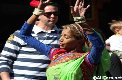 Animal Kingdom Bhangra DJ Dance Party