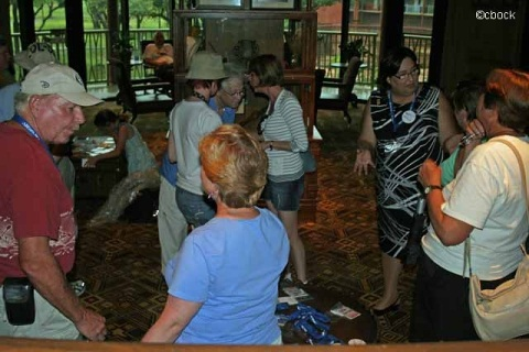 Animal Kingdom Lodge AllEars Meet and Greet July 2011
