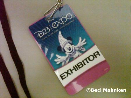 D23 credential
