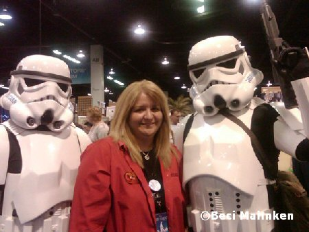 Storm Troopers and Beci