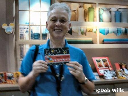 Deb's scrapbook