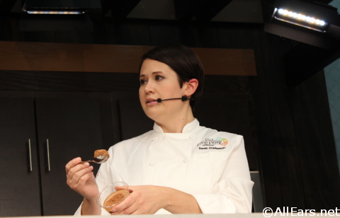Discovery of Chocolate - Epcot Food and Wine Festival Event