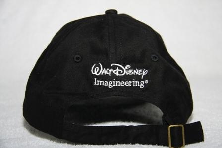 Haunted Mansion Walt Disney Imagineering Hat Back