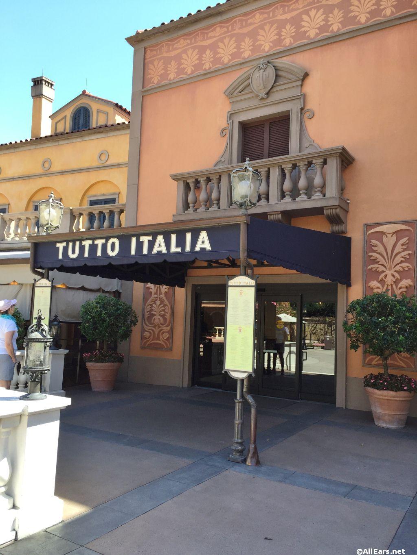 Tutto italia 3 course summer lunch preview deb 39 s digest for Tutete italia