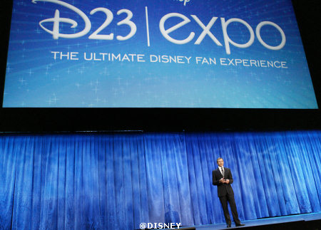 Bob Iger Presents at D23 Expo