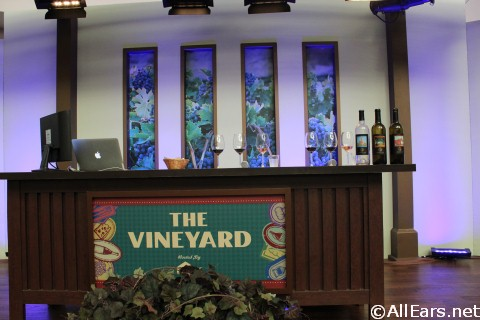 Lasseter Family Winery Epcot's Food and Wine Festival