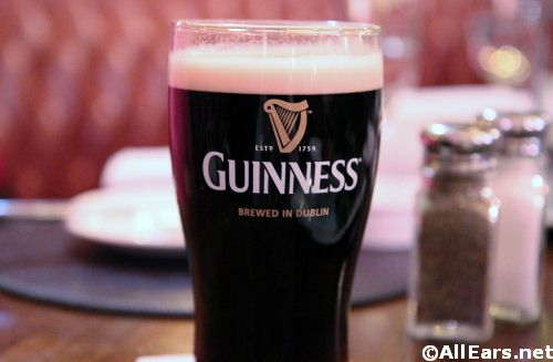 Raglan Road Pint of Guinness