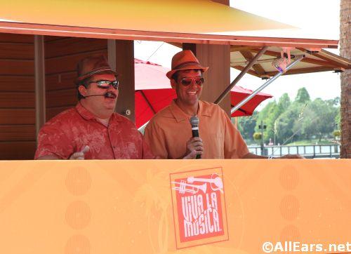 SeaWorld's Viva la Musica