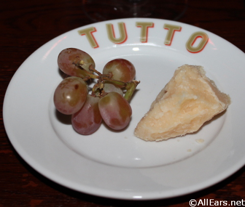 Tutto Gusto Regional Luncheon Epcot Food and Wine Festival