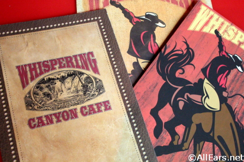 Whispering Canyon Cafe - Wilderness Lodge