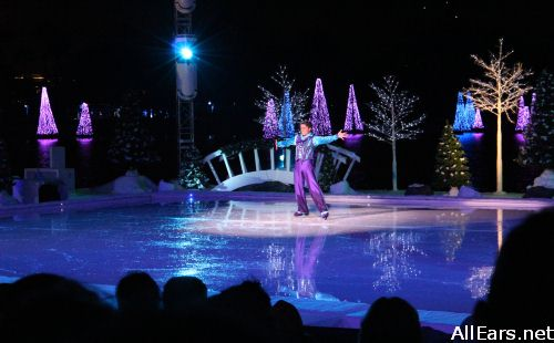 SeaWorld's Winter Wonderland on Ice