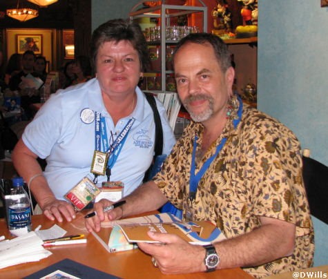 Joe Rohde and LindaMac