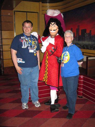 Disney Wonder All Ears Alaskan Adventure Party