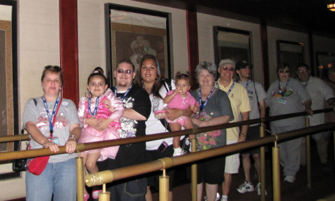 All Ears Meet, Greet and Ride the Great Movie Ride
