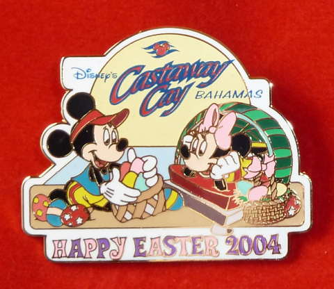Disney Cruise Line Limited Edition Pin Lot