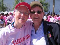 Deb and Linda