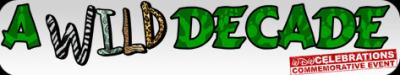 A Wild Decade Logo