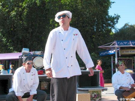 JAMMin Chefs in Epcot