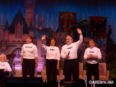 Mouseketeers Destination D D23 Seminar